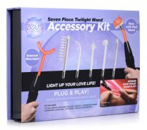 7 Piece Twilight Wand Accessory Kit